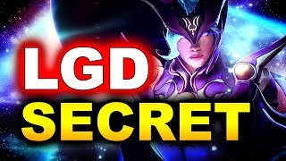 SECRET vs PSG.LGD - NEW META! - MDL DISNEYLAND PARIS MAJOR DOTA 2