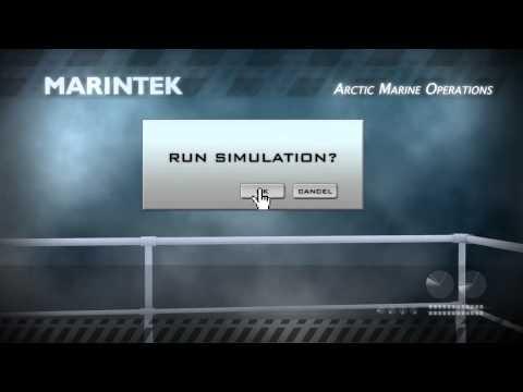 Arctic Marine Operations