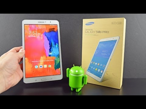 Samsung Galaxy Tab Pro 8.4: Unboxing & Review