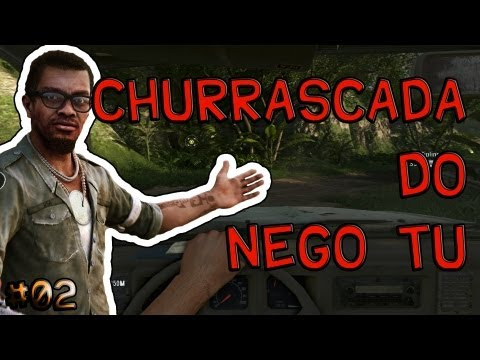 Churras do Nego TU - Fala do Protagonista
