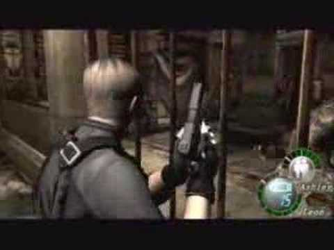 Resident Evil 4 - ps2 - Chapter 5-2 (part 1)