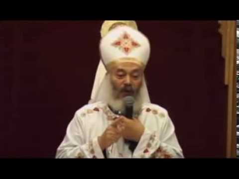 Second Sunday of Hatour (Arabic Sermon) - Fr. Raphael Hanna