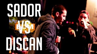 BDM Gold 2015 / Clasificatoria / Sador VS Discan