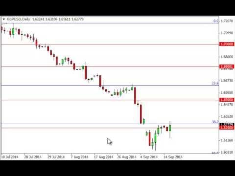 GBP/USD Technical Analysis for September 17, 2014 by FXEmpire.com
