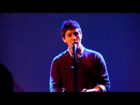 NewMusicalTheatre.com Launch Concert - Curt Hansen: Open Road
