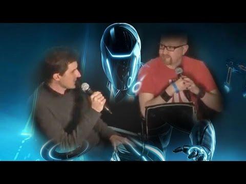 """Tron: Legacy"" Director Talks ""Tron 3"" At Fan Screening"