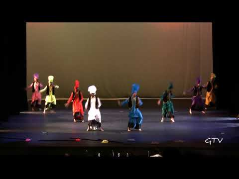 Bhangra Regiment (from Southern California) performing at Pioneer Bhangra 2009... Pioneer Bhangra was put on by Associated Students Inc. & Cal State Universi...