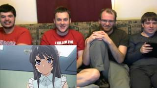 Anime Night: Bunny Girl Senpai Ep.6-8