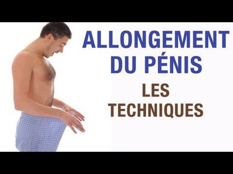 Laugmentation penis et son massage