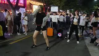 JHKTV] 弘大ダンス、日本ノーネームチームhong dae k-pop dance 日本ノーネームチーム What is Love