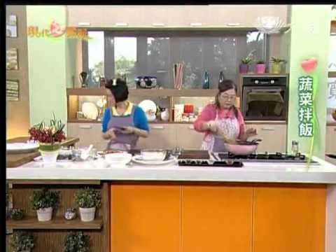 現代心素派-20140117 香積料理--桂圓米糕 (台北石牌:劉素雲)