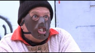 Hannibal Escape Prank featuring Roman Atwood