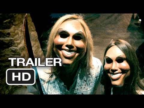 The Purge Official Trailer #1 (2013) - Ethan Hawke. Lena Headey Thriller HD