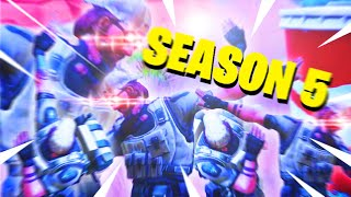 Fortnite season 5 in a nutshell