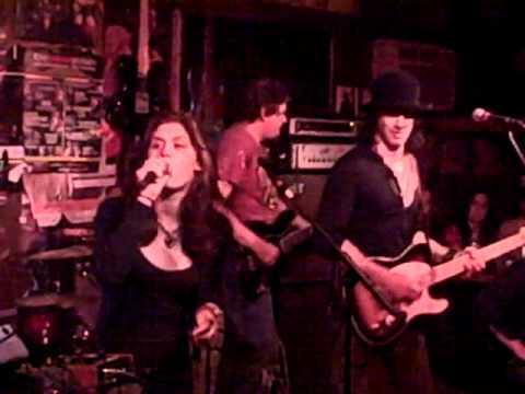 Richie Kotzen And Daughter August Live @Baked Potato