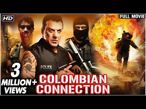Colombian Connection Full Movie - NEW Hollywood Movies In Hindi Dubbed Action Thriller Movie | HD