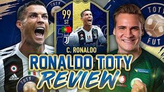 FIFA 19: TOTY RONALDO REVIEW - Ist er die Coins Wert? | SaLz0r