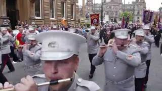 The Shankill Protestant Boys (SPB) ABOD May Rally 2016, Glasgow
