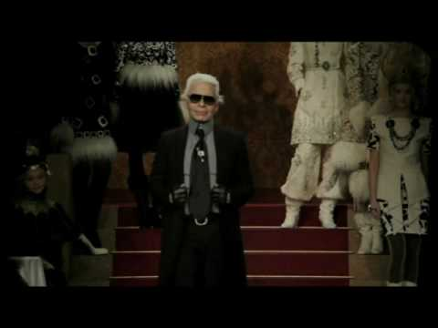 CHANEL Paris-Moscou PreFall 2009 - youtube
