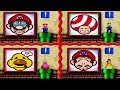 Mario Party 3 - All Funny Minigames