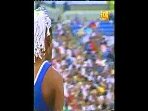 Mary ピアース vs ビーナス(ヴィーナス) ウィリアムズ 全米オープン 1998