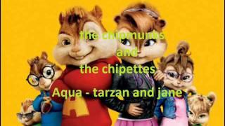 Watch Aqua Tarzan And Jane video