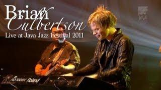 Brian Culbertson 34 On My Mind 34 Live At Java Jazz Festival 2011