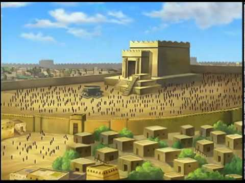 Solomon's Kingdom - Animated Christian Movie video