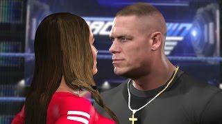 WWE 2K17 Story - John Cena Meets Nikki's New Boyfriend 📺 - Ep.42