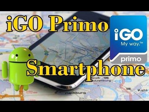 iGO Primo para Smartphone Atualizado 2014