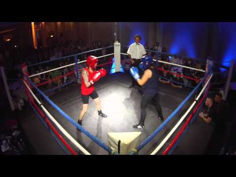 Ultra White Collar Boxing Brighton Ladies | Fight 10