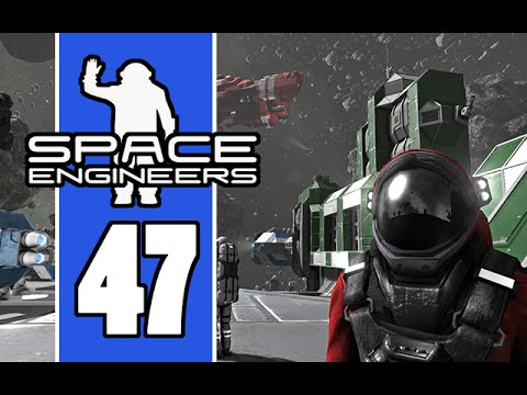Space Engineers - S1 E47 - Welding & Grinding Bay