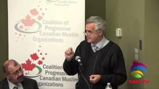 CPCMO Conference Combating ISIS Ideology & Jihadi Recruitment in Canada - Tom Quiggin Speech