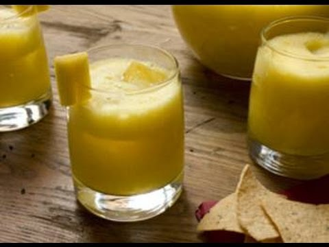 Aguas frescas/Aguas de sabores (35 recetas diferentes)