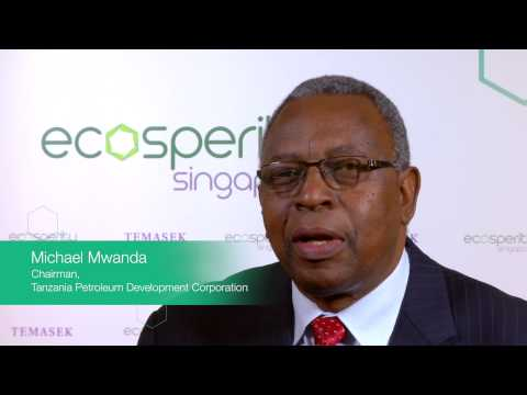 Michael Mwanda, Chairman of Tanzania Petroleum Development Corporation (Energy)