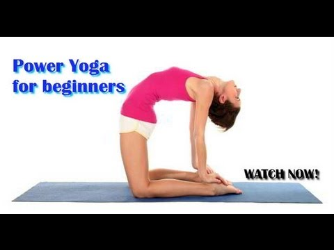 Power Yoga for beginners Image 1