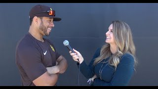 Meet The Padres: Tommy Pham