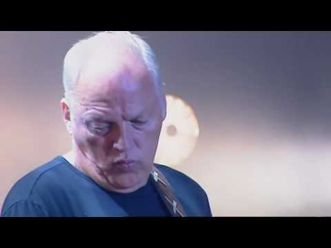 David Gilmour Comfortably Numb Guitar Solo Live In Gdansk - One Of The Best Solos Ever