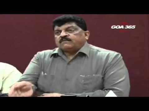 Churchill Alemao of Churchill Brothers - Spice Jet Issue