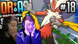 I HAVE NO POTIONS?! (Pokemon ORAS Randomizer Soul Link • w/ GameboyLuke #18)