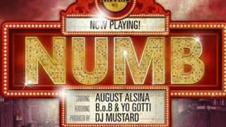 download lagu August Alsina Ft. B.o.b & Yo Gotti - Numb gratis