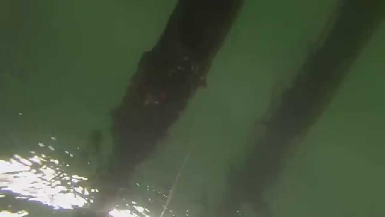 GoPro Underwater Fishing for Pompano