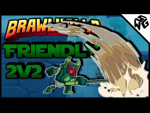 Friendly Kor 2v2's - Brawlhalla Gameplay :: Get Gauntlet Munched!