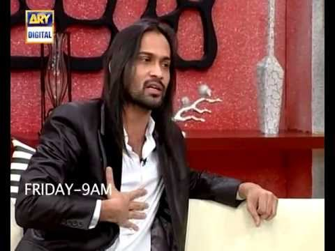 JINNAT ON WAQAR ZAKA , Biggest challenge ever on TV Screen