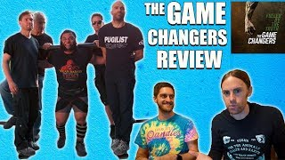 James Cameron's New VEGAN Documentary - GAME CHANGERS Thoughts and Review