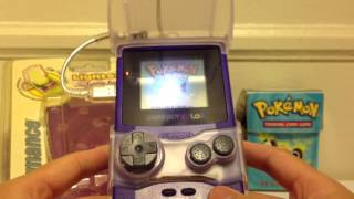 Game Boy Color Performance LightSaver Review Steve
