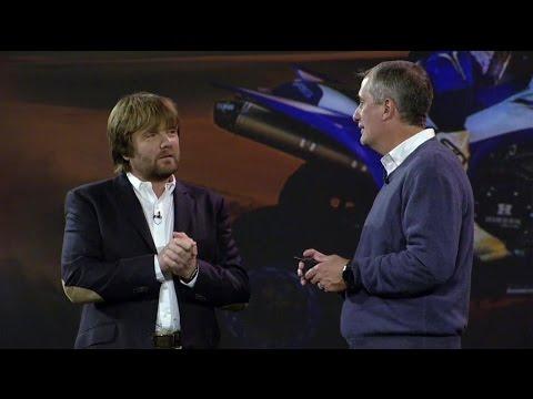 Brian Krzanich, Intel – Keynote 2016