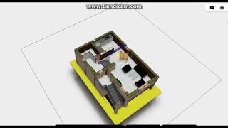 20X30 East face duplex house plan || 2 Bedrooms || Car Parking || Balcony