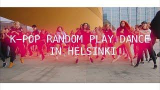 K-Pop Random Play Dance in Helsinki Finland #2