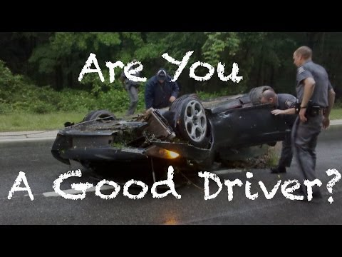 Are You A Good Driver?